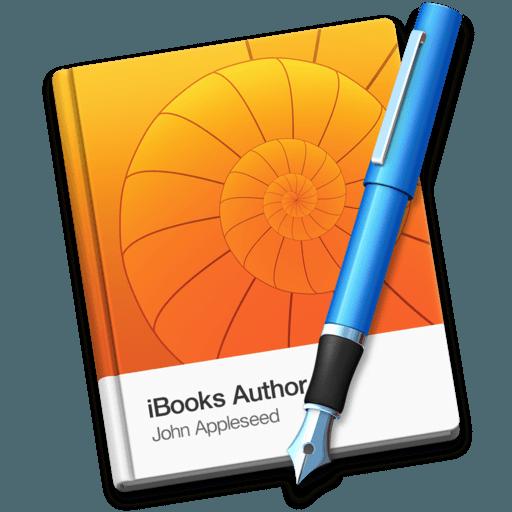 iBooks Author app icon