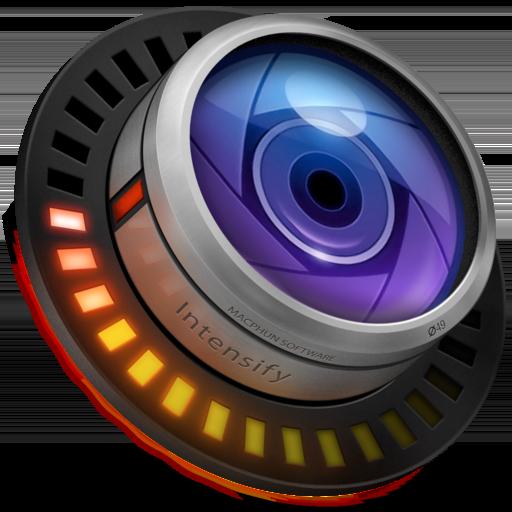 Intensify app icon