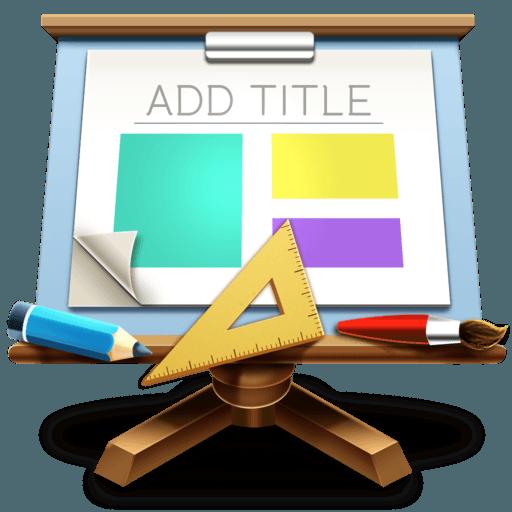 iTemplate - Keynote Edition app icon