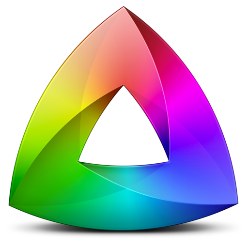 Kaleidoscope app icon