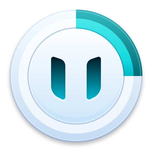 Klokki Slim - Time Tracking app icon