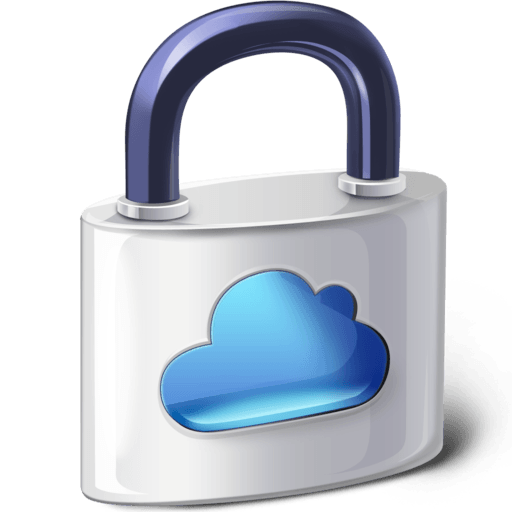 Locko - password manager and file vault app icon
