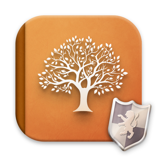 MacFamilyTree 9 app icon