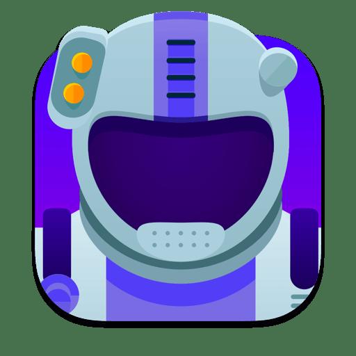 Mastonaut app icon