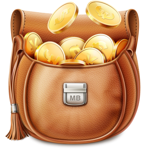 MoneyBag - Personal Finance Manager app icon