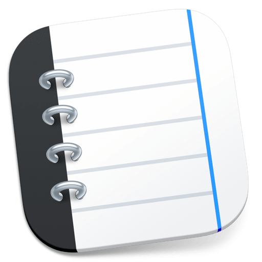 Notebooks - Write and Organize app icon