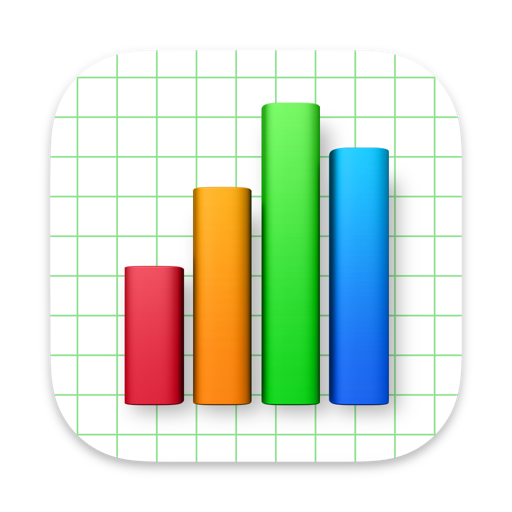 Numbers app icon