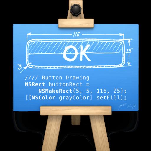 PaintCode app icon