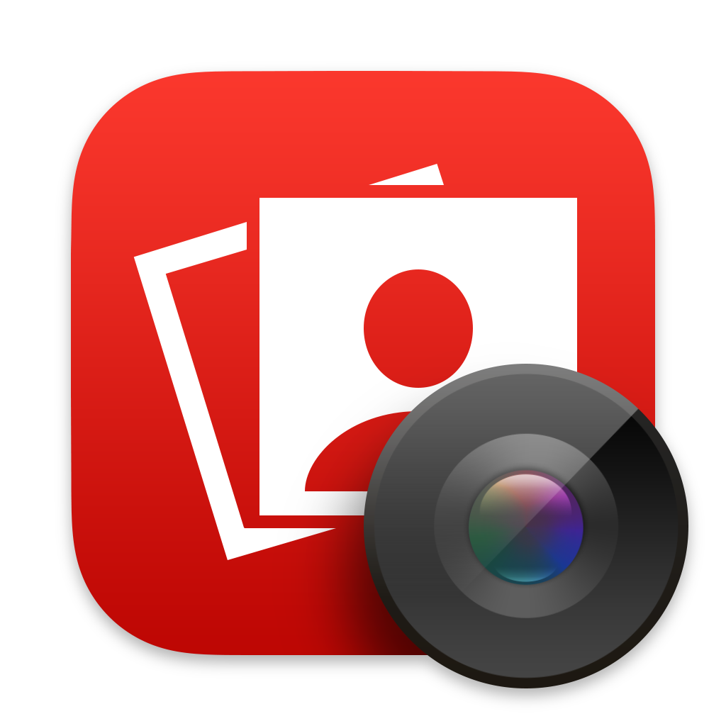 Photo Booth app icon