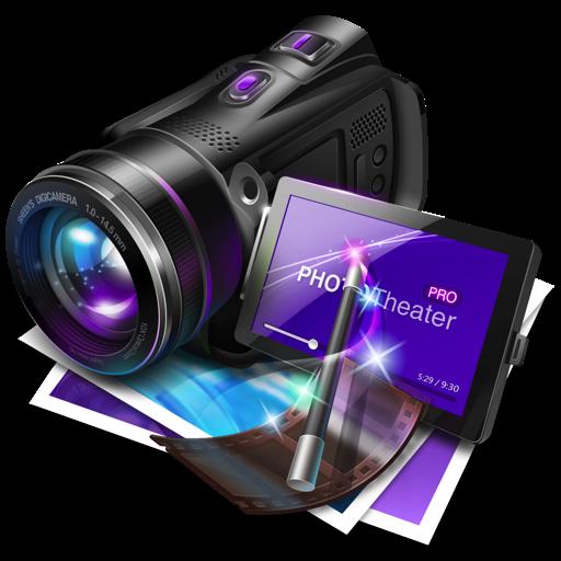 Photo Theater Pro app icon