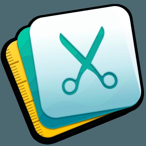 PhotoBulk: watermark in batch app icon