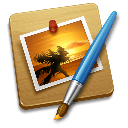 Pixelmator app icon