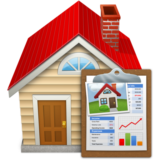 Property Evaluator - Real Estate Investment Calculator app icon
