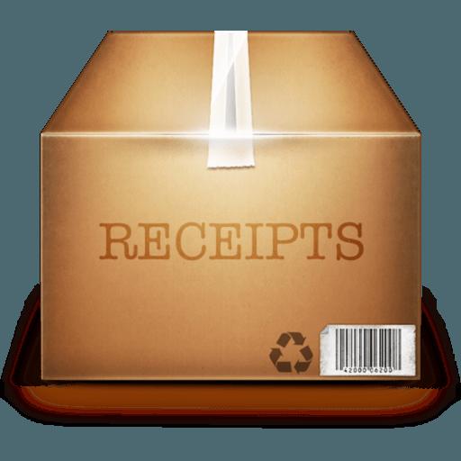 ReceiptBox app icon