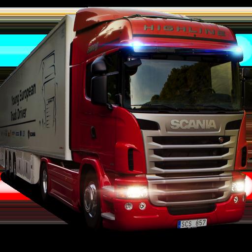 Scania Truck Driving Simulator app icon
