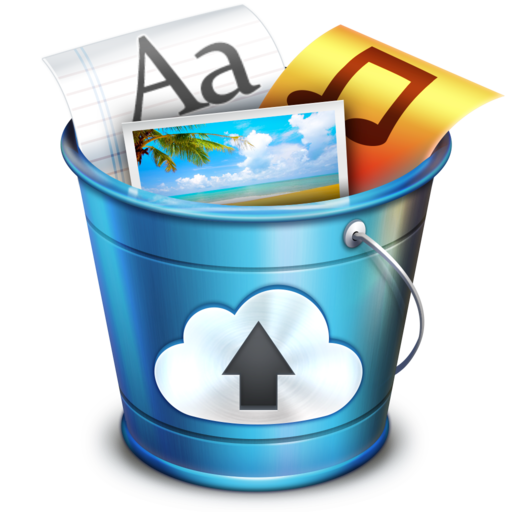 Share Bucket app icon