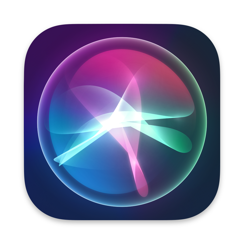 Siri app icon