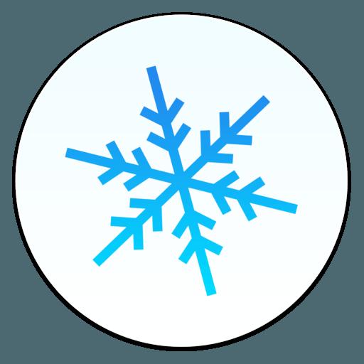 Snowflake app icon