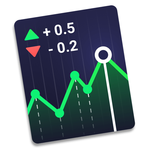 Stock Market - Rates Tracker app icon