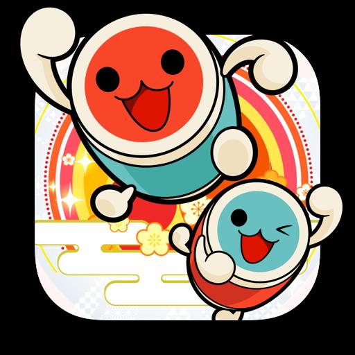 Taiko no Tatsujin Pop Tap Beat app icon