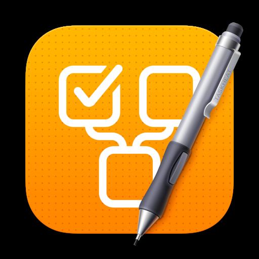 Taskheat — visual to-do list app icon