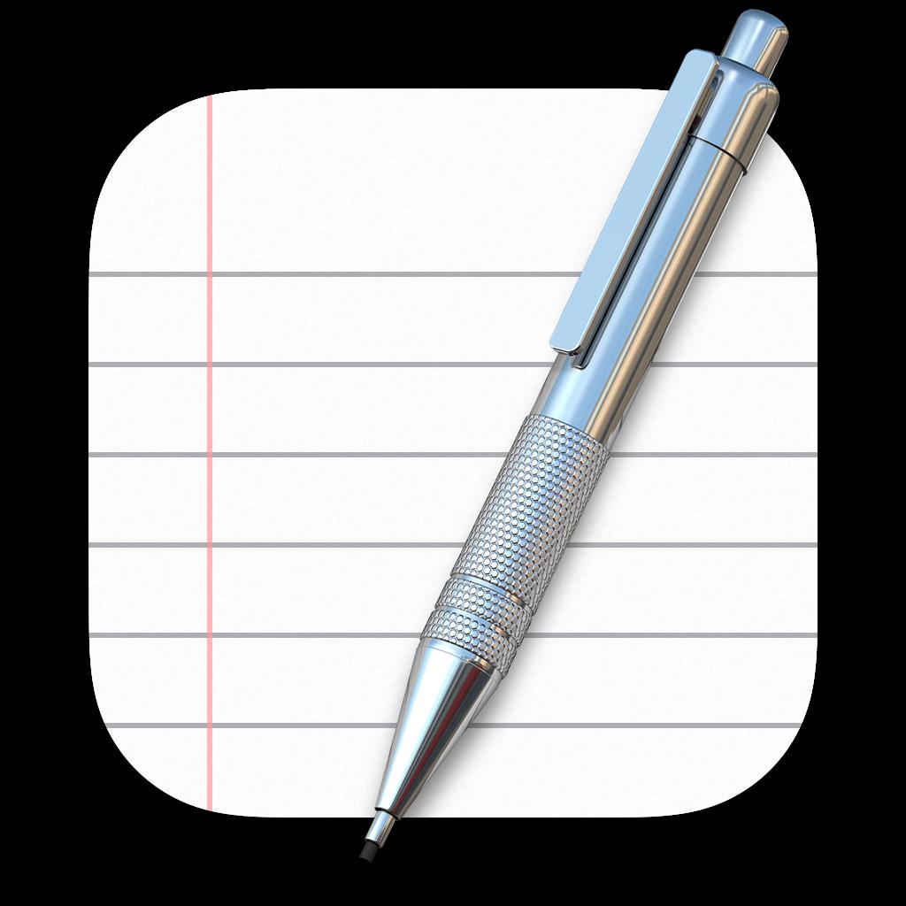 TextEdit app icon