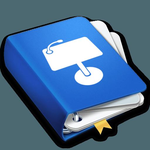 Themes - Presentations for Keynote app icon