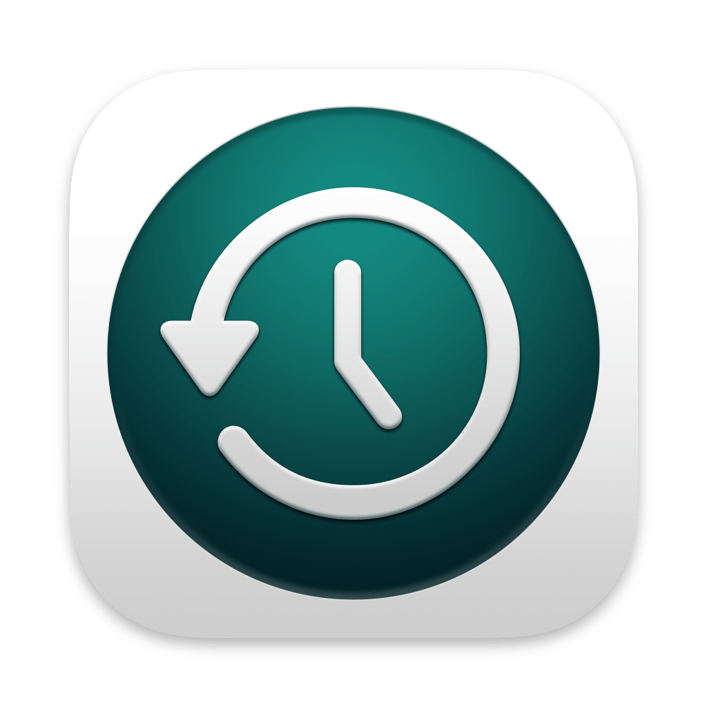 Time Machine app icon