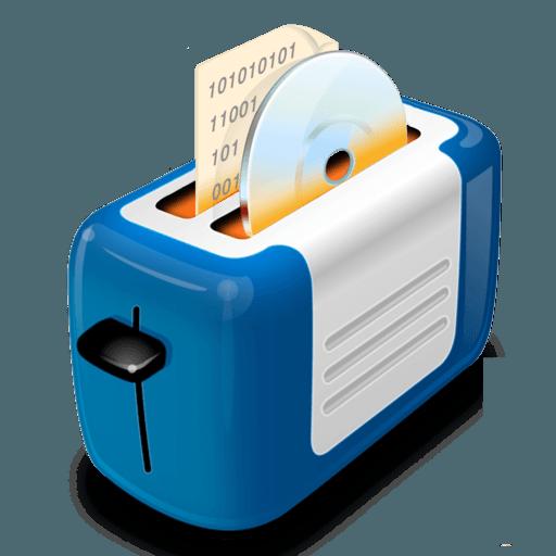Toast Burn app icon
