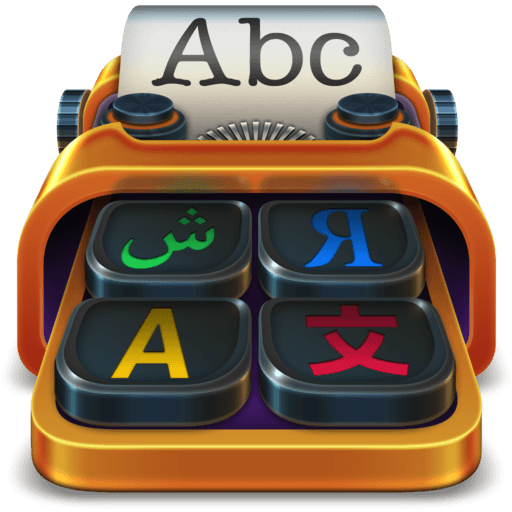 Translation app icon