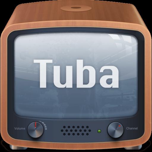Tuba for YouTube app icon