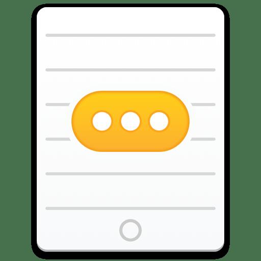 Typeeto: remote BT keyboard app icon