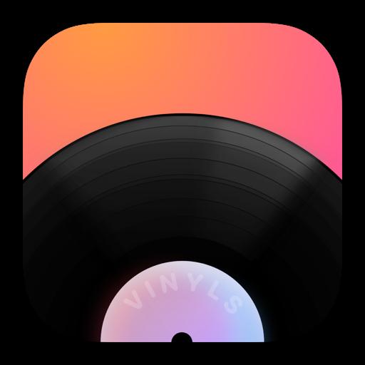 Vinyls app icon