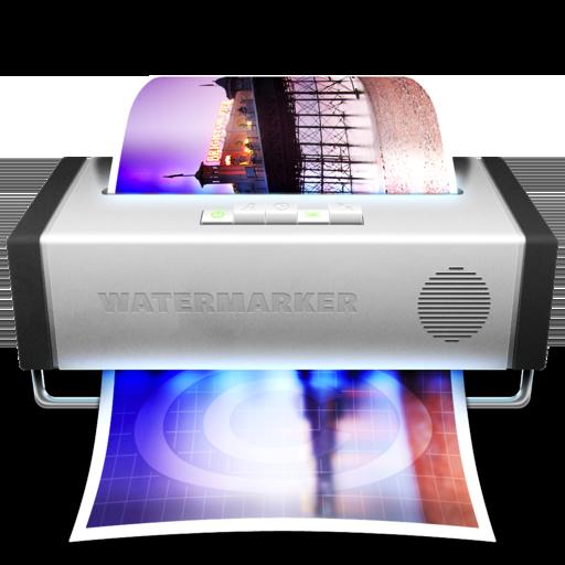 Watermarker app icon