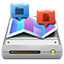 Disk Map app icon