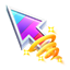 Magic Trail - Mouse Pointer Animated Effects app icon