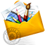 Mail Stationery app icon