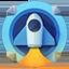 Space Drop - Drag & Drop File Management app icon