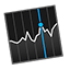 Stocks app icon