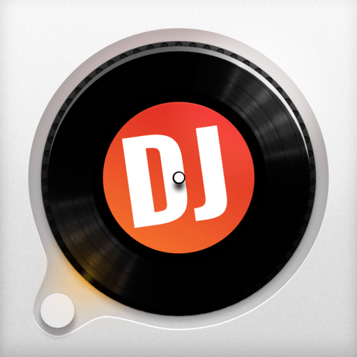 DJ Mix Maker app icon