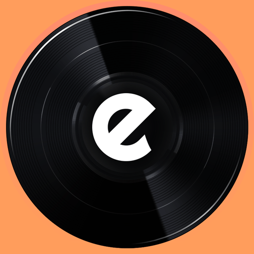 edjing Mix:DJ turntable to remix and scratch music app icon