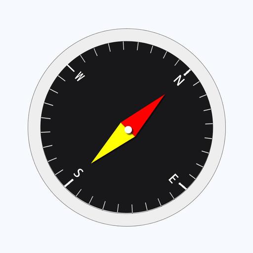 Gps Status - record your track app icon