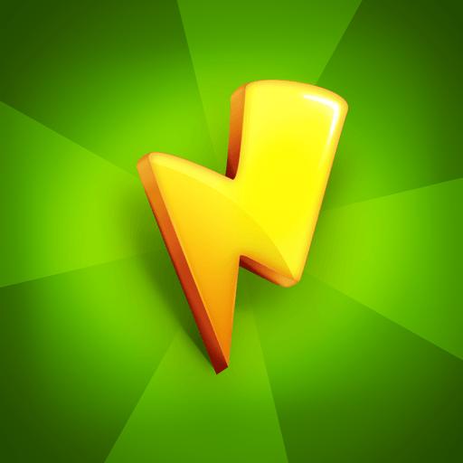 Letter Zap app icon