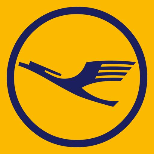 Lufthansa app icon