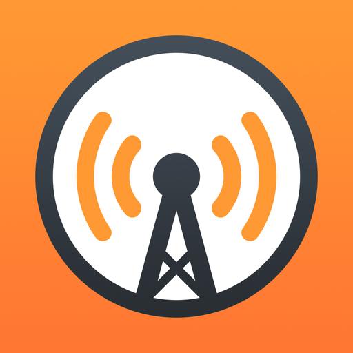Overcast app icon