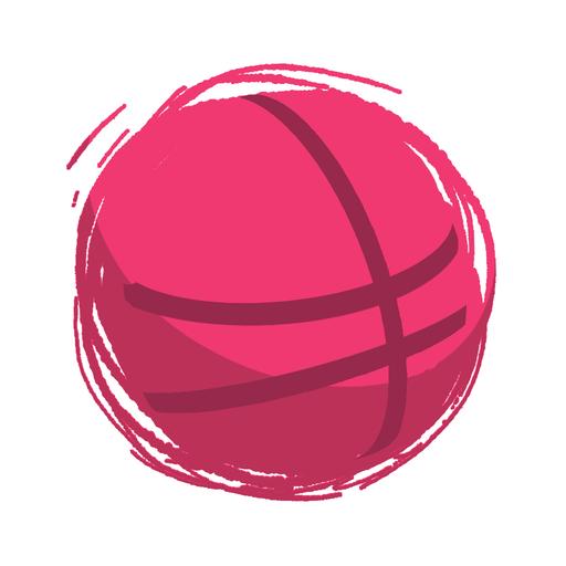 Shotsgram - Dribbble client app icon