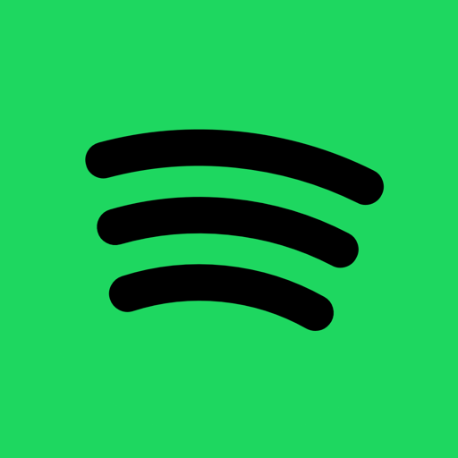 Spotify: Music and Podcasts app icon
