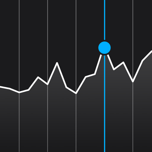 Stocks app icon