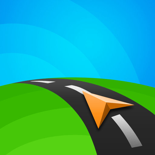 Sygic: GPS Navigation, Maps, Traffic, Gas prices app icon