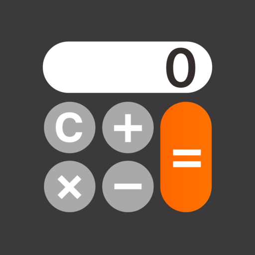 The Calculator app icon